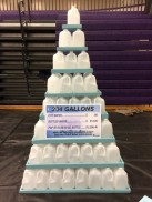 Cost of Water Pyramid